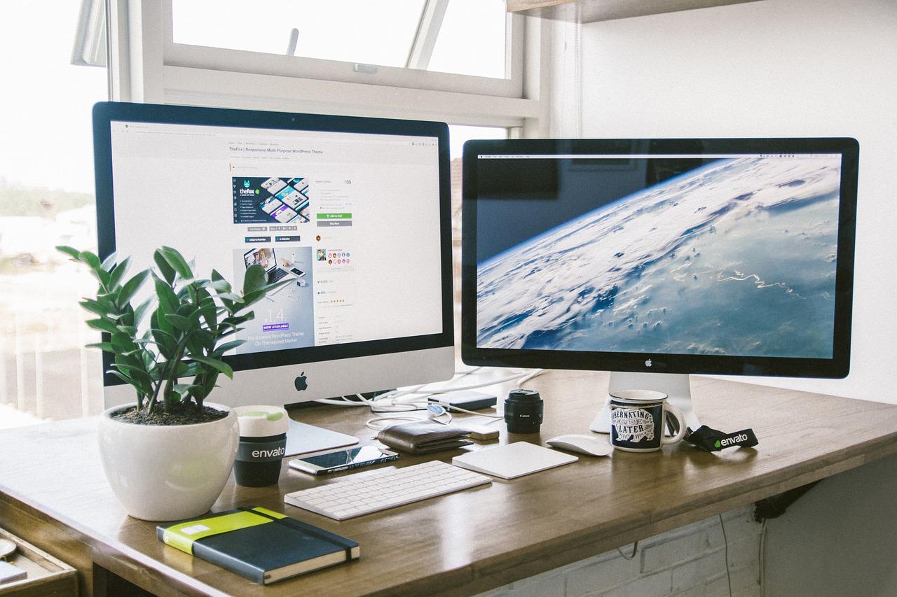 Le choix de l'écran pour travailler dans un confort total